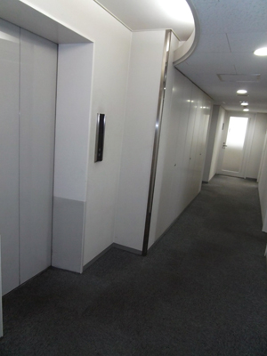 基準階EVホール