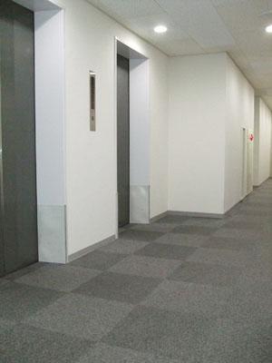 基準階廊下