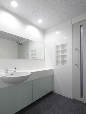 基準階 トイレ