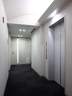 基準階 廊下