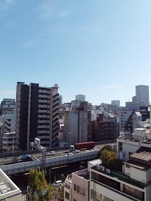 貸室からの眺望